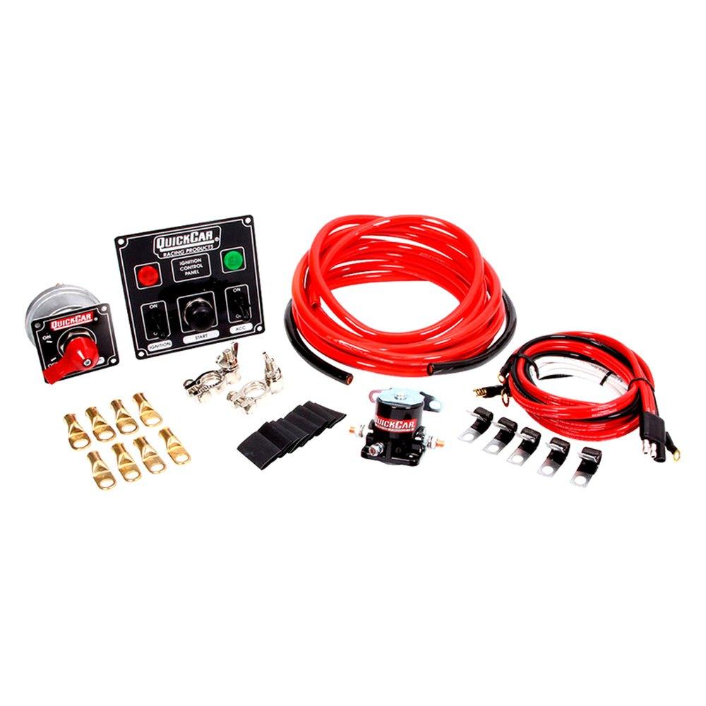 quickcar gauge wiring diagram quickcar racing® 50-831 - wiring kit auto fuel gauge wiring diagram