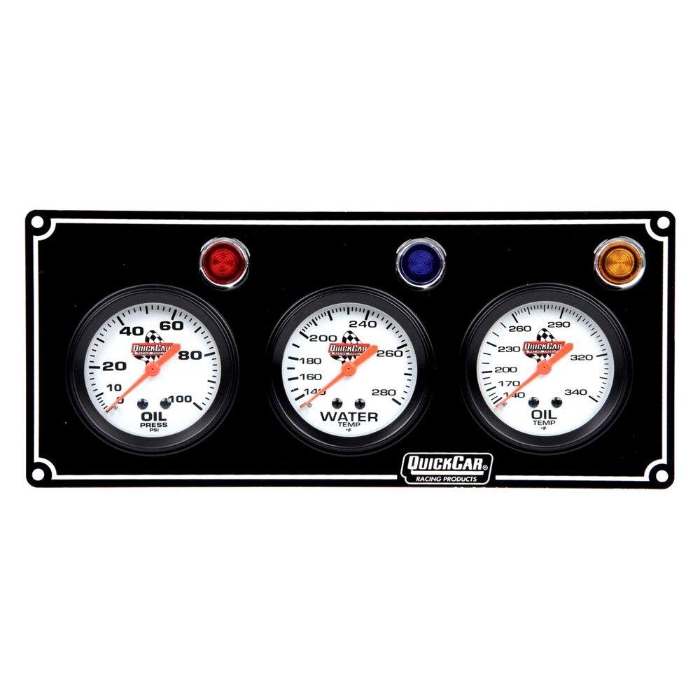 Quick Car  Gauge Panel