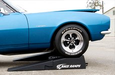 Race Ramps® - Chevy Camaro on Race Ramps