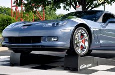 Race Ramps® - Chevy  Corvette on Race Ramps