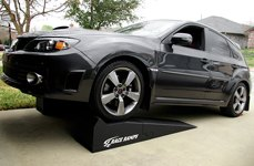 Race Ramps® - Subaru Impreza on Race Ramps