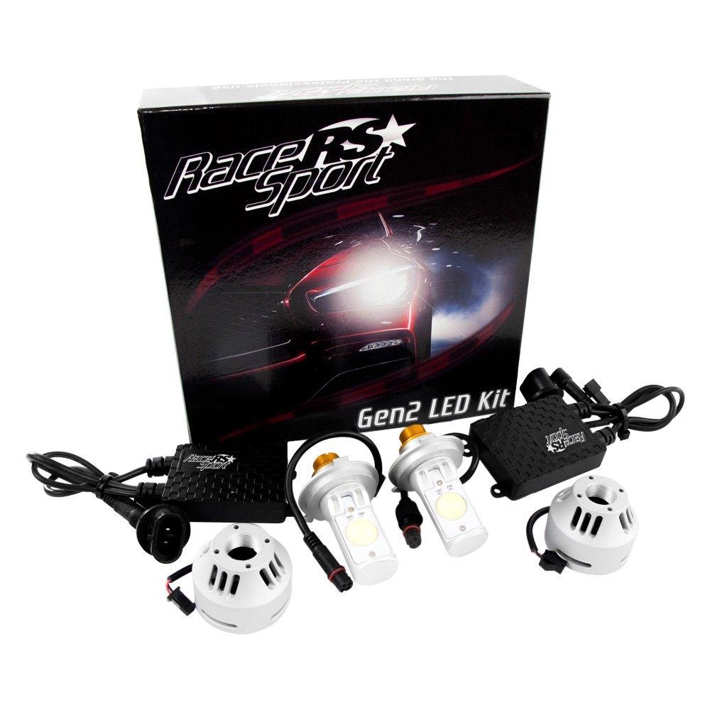 headlight experts led lighting kits autos post. Black Bedroom Furniture Sets. Home Design Ideas