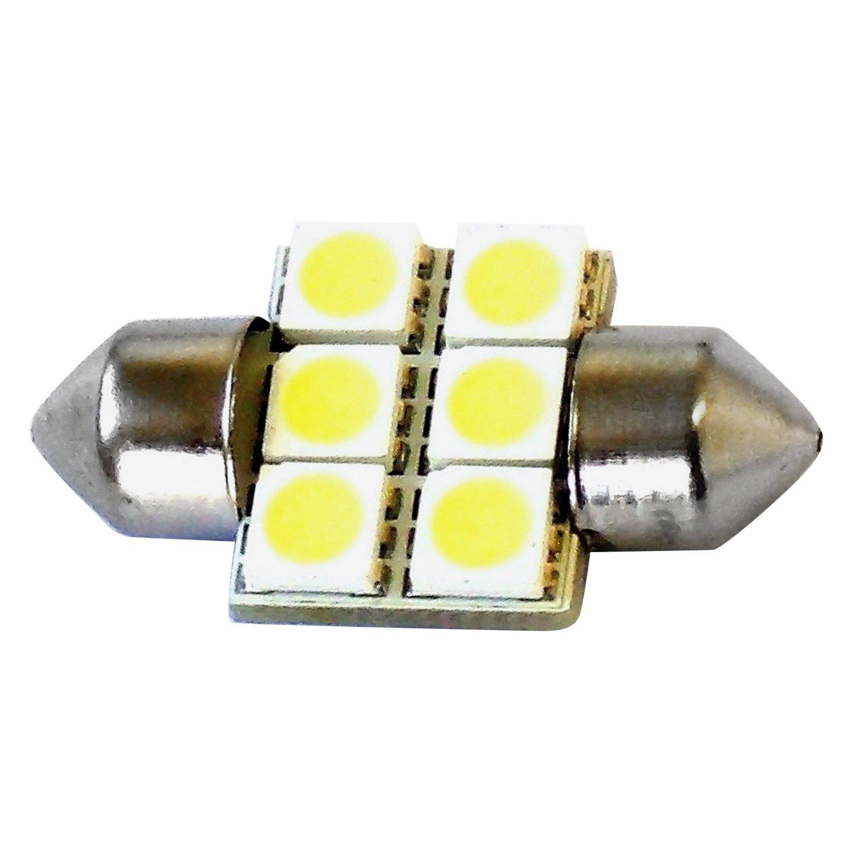 race sport rs 31mm g 5050 5050 smd 6 chip green led bulb. Black Bedroom Furniture Sets. Home Design Ideas