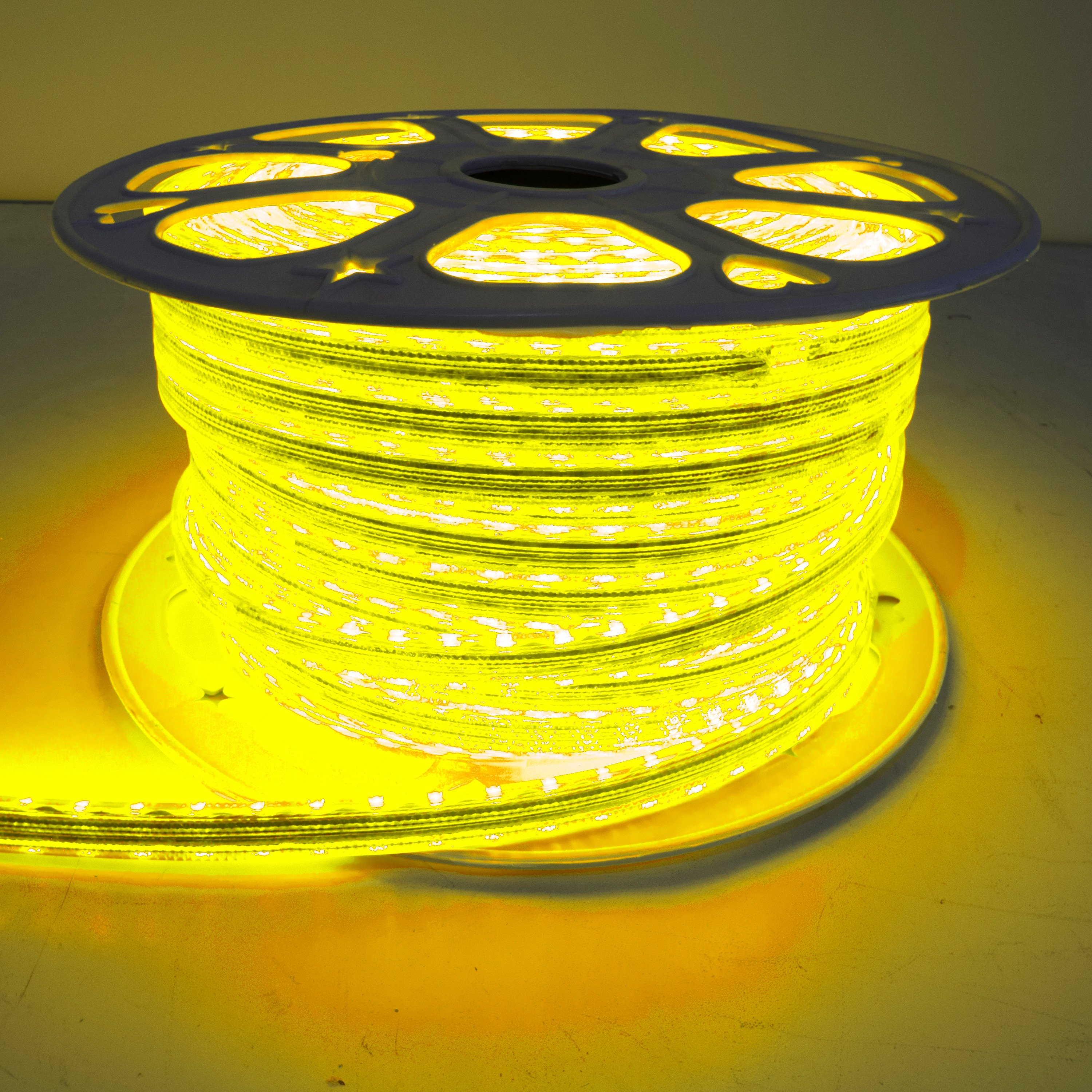 Yellow Led Strip Light: Race Sport® RS-3528-164FT-Y