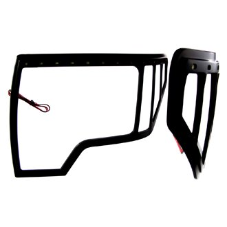 race sport rs b0913ford hlb black led headlight bezels. Black Bedroom Furniture Sets. Home Design Ideas