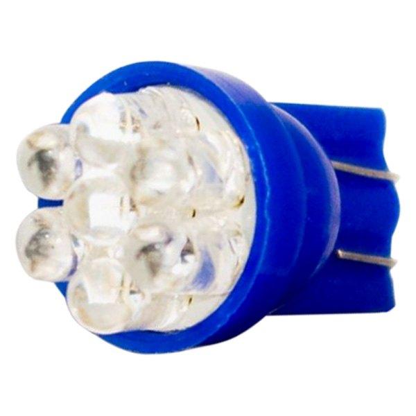 Race Sport® RS-T10-B-LED - 194 / T10 Blue LED Bulbs