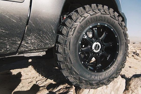 RACELINE® 991B ASSAULT Wheels - Black Rims