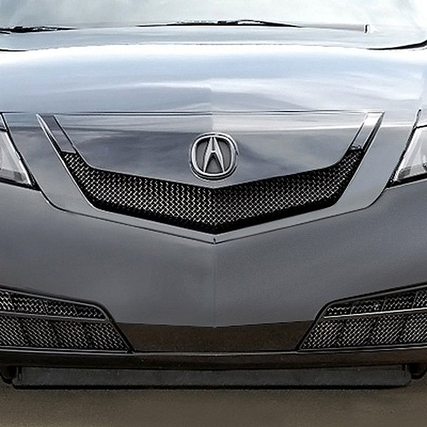 Acura TL 2009-2011 Standard Weave Mesh Grille
