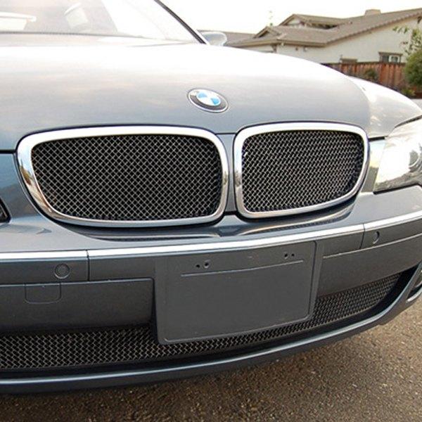 BMW 7-Series 2002 Standard Weave Mesh Grille