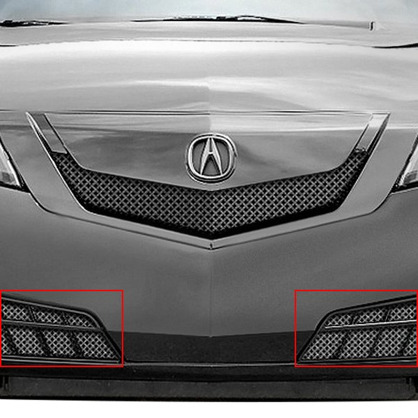 Acura TL 2010 2-Pc Gothic Style Satin