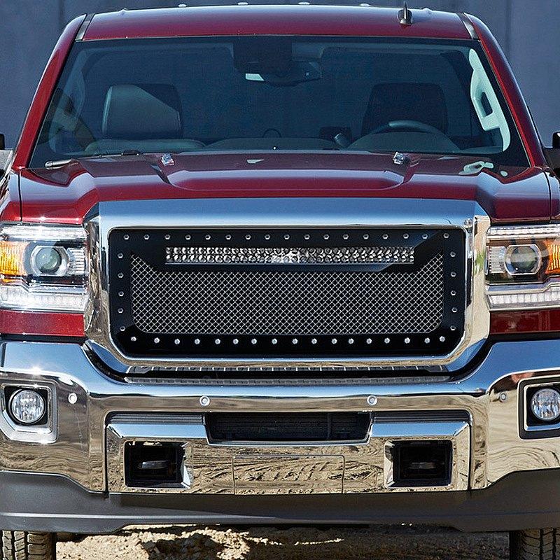 racemesh gmc sierra 2500 hd 3500 hd 2016 1 pc trucks. Black Bedroom Furniture Sets. Home Design Ideas