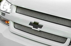 RaceMesh Grille on Chevy
