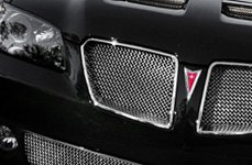 RaceMesh Grille on Pontiac