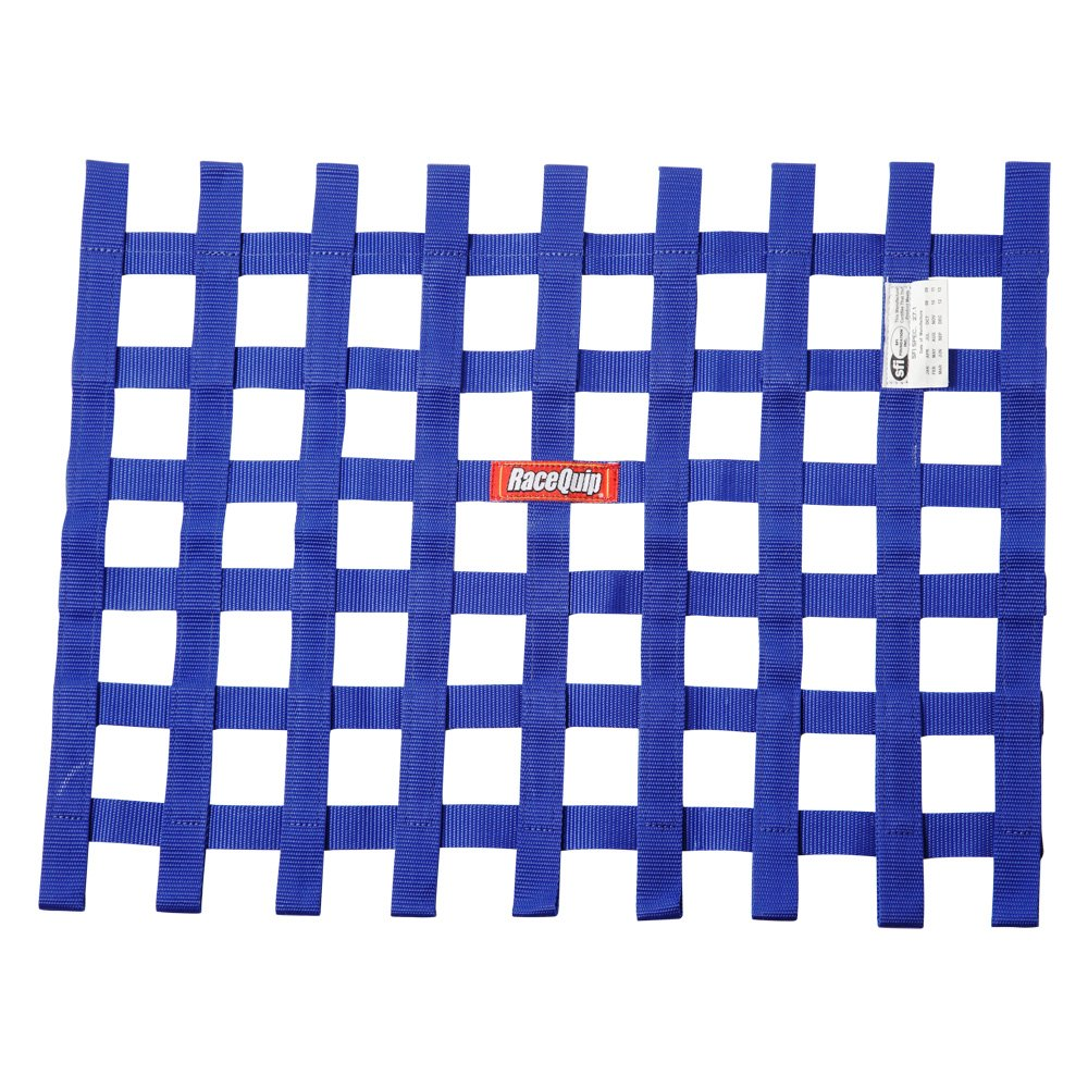Racequip 725025 blue ribbon window net 18 x 24 size for 18 x 24 window
