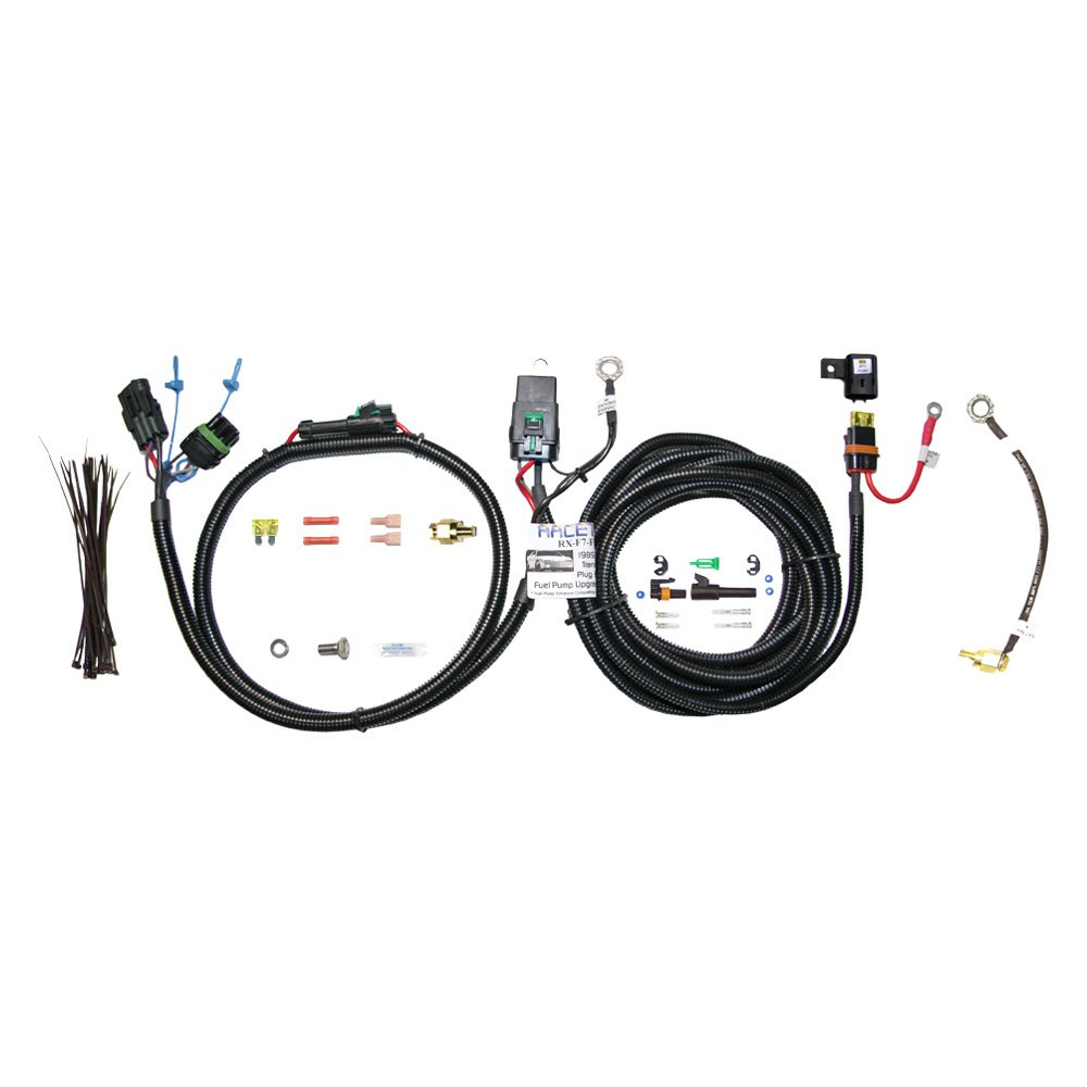 Racetronix® FPWH-012 - Upgrade Fuel Pump Wiring Harness on