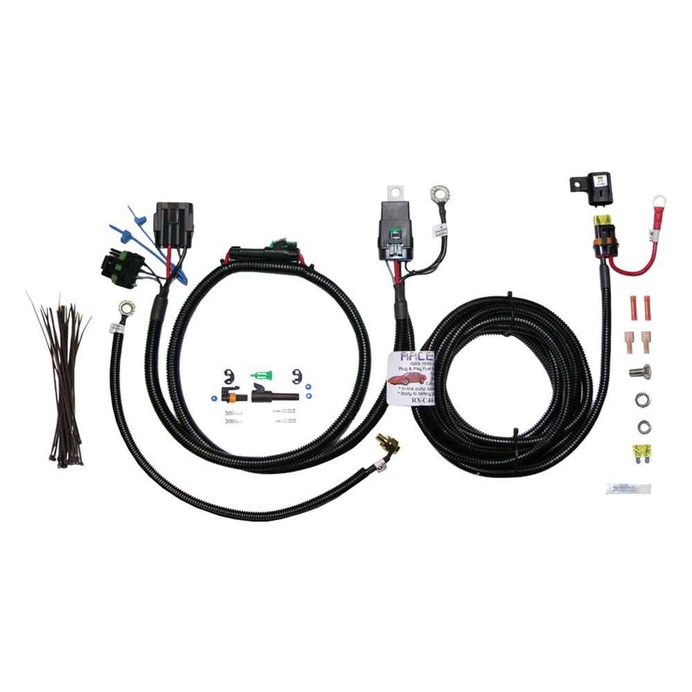 Racetronix Fuel Pump Wiring Harness Install | Wiring Diagram on