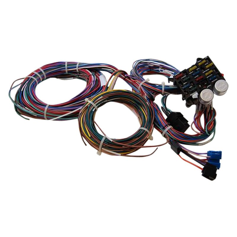 racing power company wire harness kit rh carid com e36 racing wiring harness summit racing wiring harness