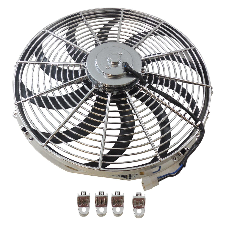 Racing Power Company 174 R1207hdc Heavy Duty Electric