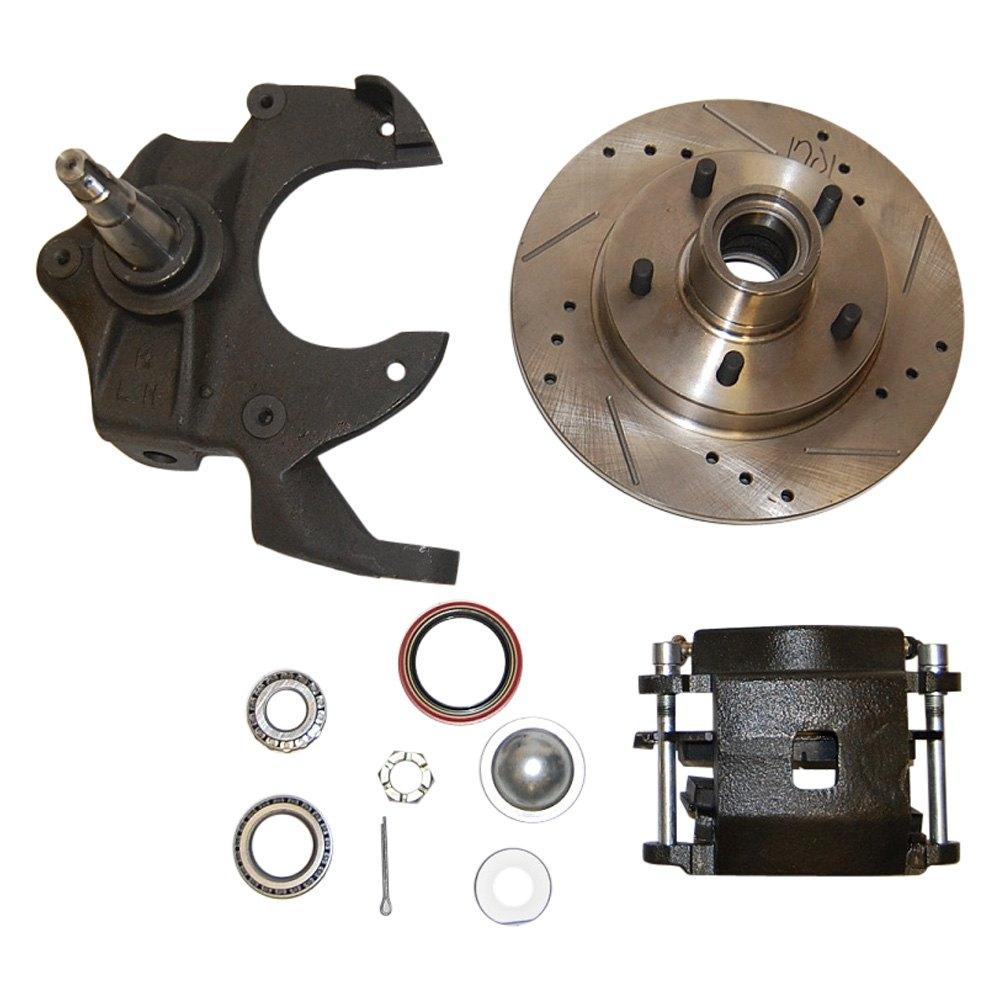 Brake Spindle Tool : Racing power company chevy camaro brake rotor disc