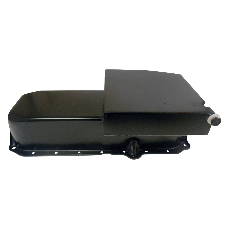 Circle Track Supply >> Racing Power Company R7204p Circle Track Oil Pan Chevy Small Block