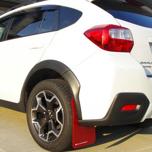 Rally Armor® - Subaru Crosstrek 2017 UR Series Mud Flap ...