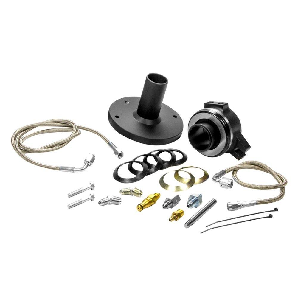 Gm Hydraulic Clutch Fittings : Chevy camaro  ram clutches hydraulic