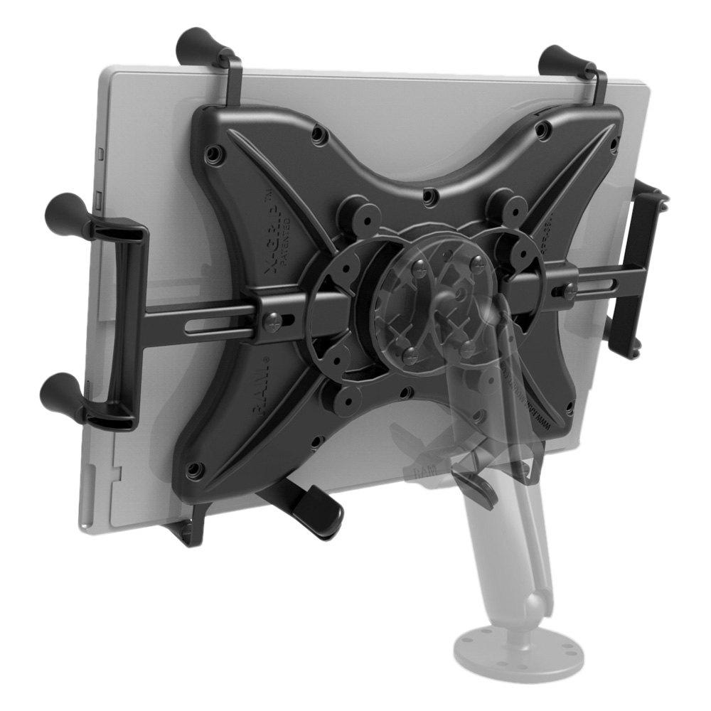ram x grip cradle for 12 tablets 793442945199 ebay. Black Bedroom Furniture Sets. Home Design Ideas