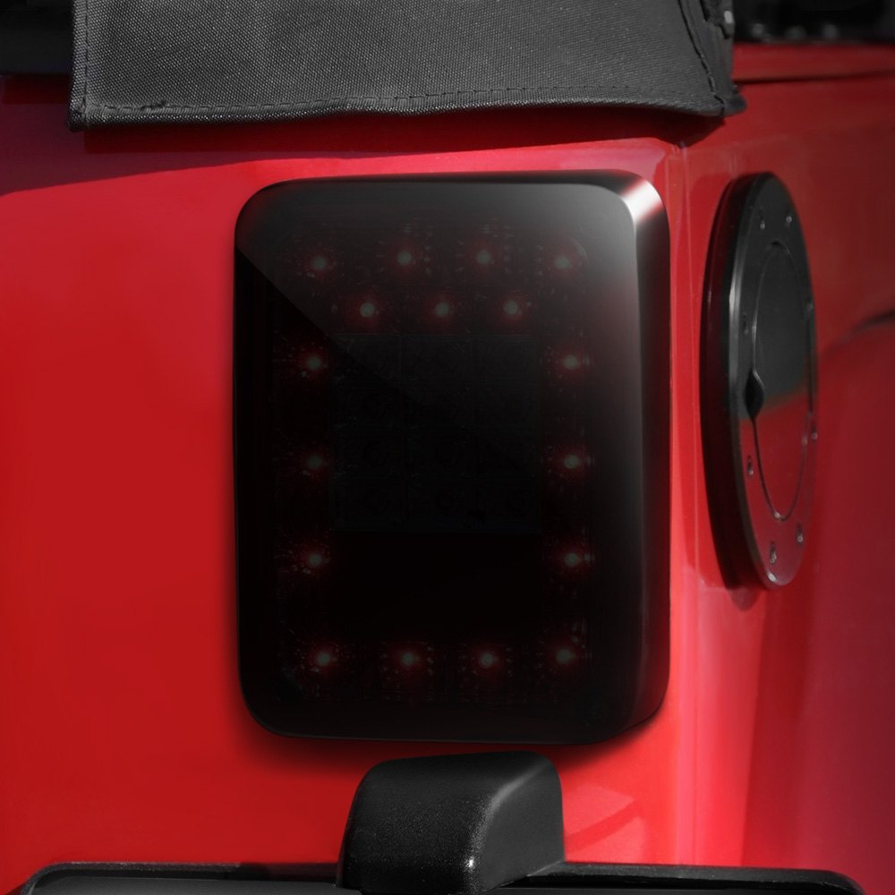Rampage Jeep Wrangler 2013 Tailshades