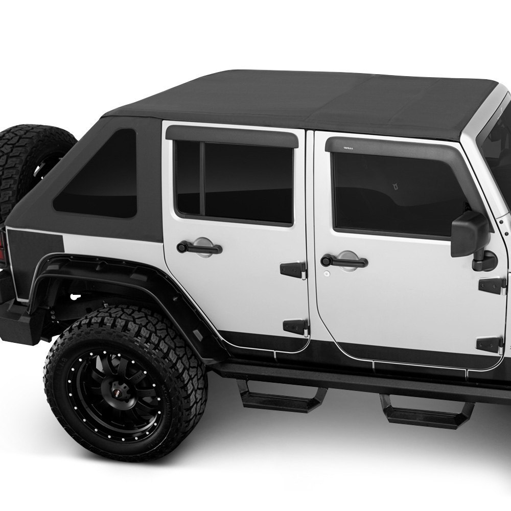 rampage 139935 jeep wrangler 2 doors 2015 trailview soft top. Black Bedroom Furniture Sets. Home Design Ideas