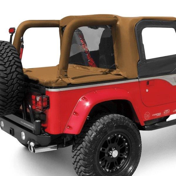 rampage jeep wrangler 1997 soft cab top. Black Bedroom Furniture Sets. Home Design Ideas