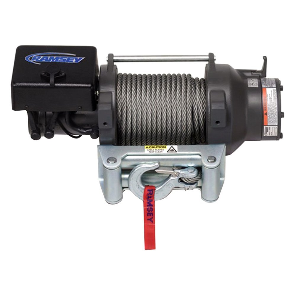 Traveller Winch: Patriot 15000R 12V Winch With