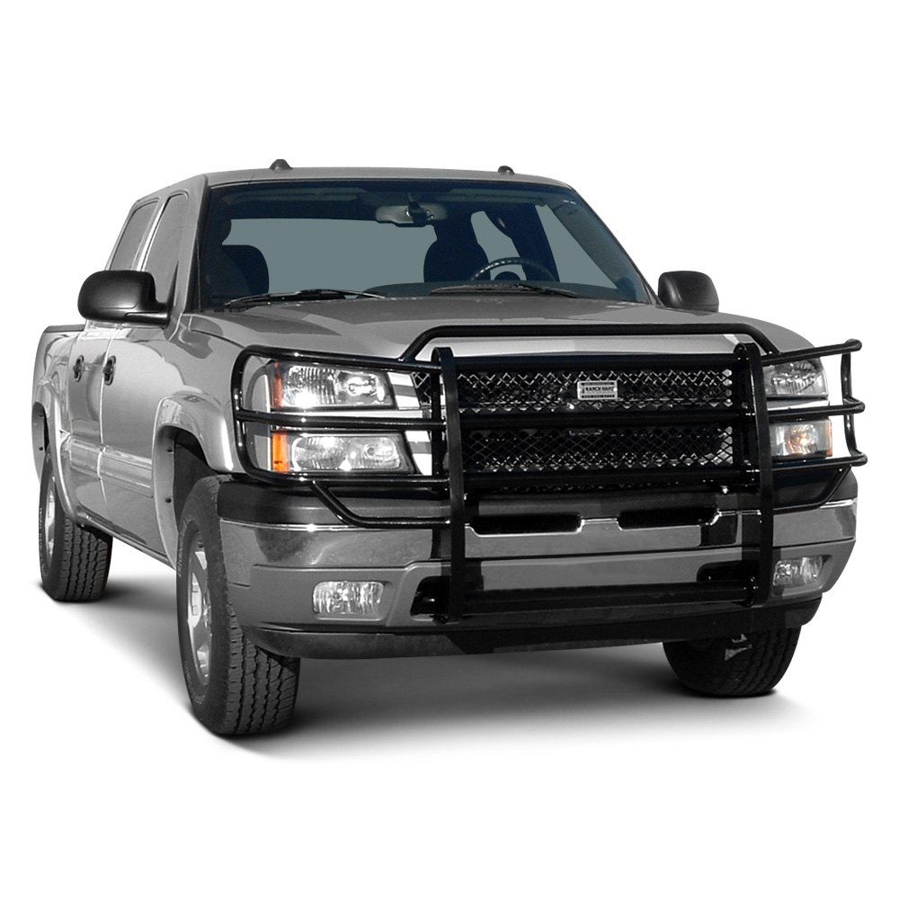 Chevy Brush Guard : Chevy silverado grille guards autos post