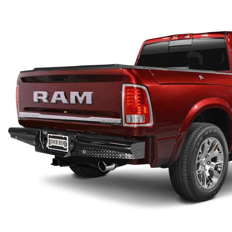 Ranch Hand Fbd061blr Legend Front Bumper Dodge 1500 2500: For Dodge Ram 2500 10 Ranch Hand Legend Series Full Width