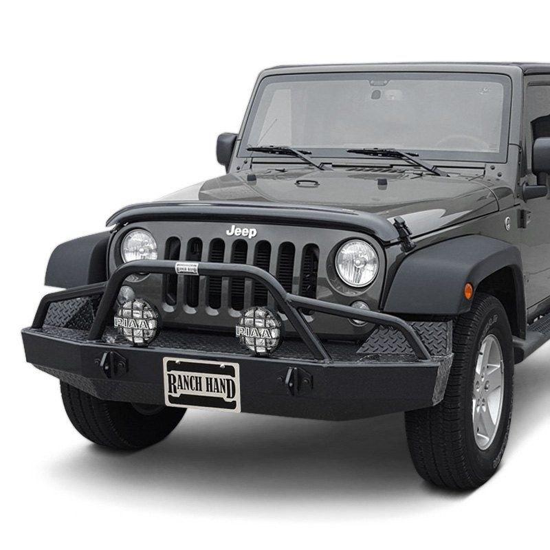 Jeep Wrangler 1998 Sport BullNose Series