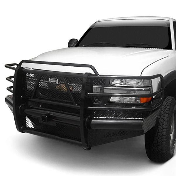Chevy Silverado 2500 HD / 3500 Without Front