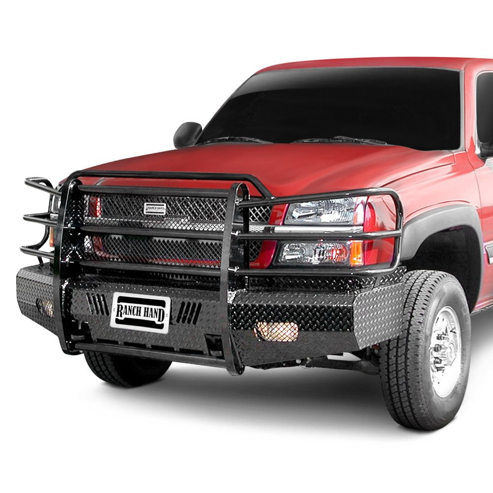 All Chevy chevy 2003 : Ranch Hand® - Chevy Silverado Without Front Parking Assist Sensors ...