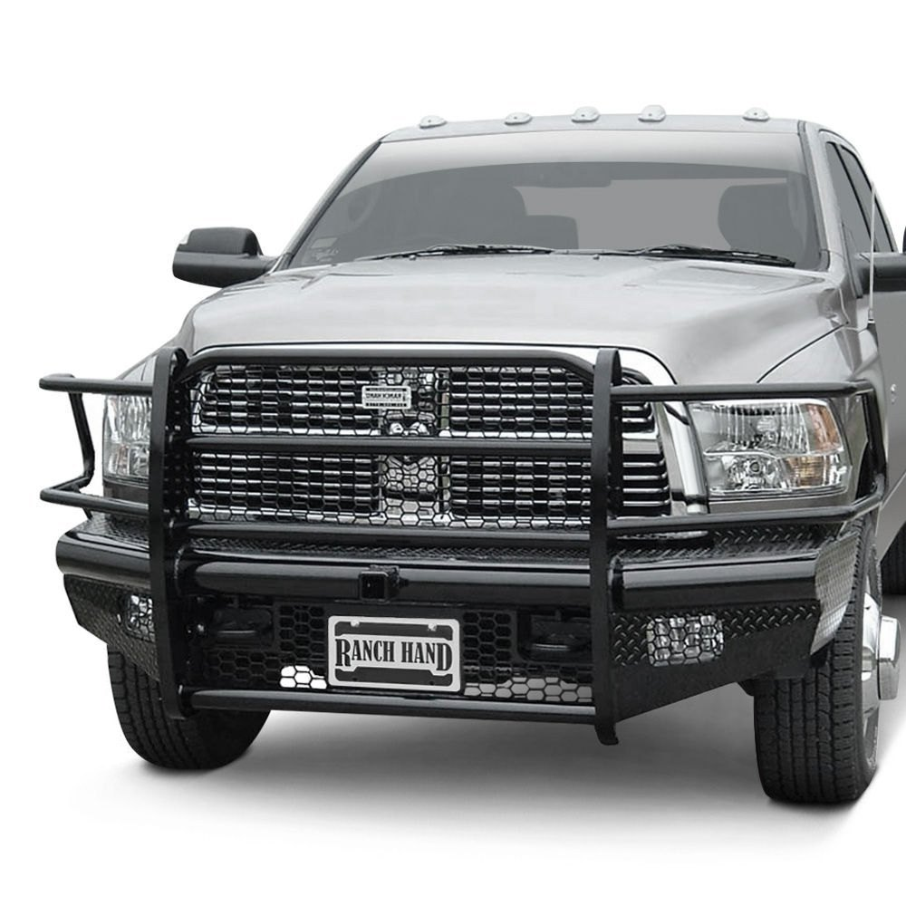 Ranch Hand® - Legend Series Full Width Front HD Bumper with Full Grille  Guard