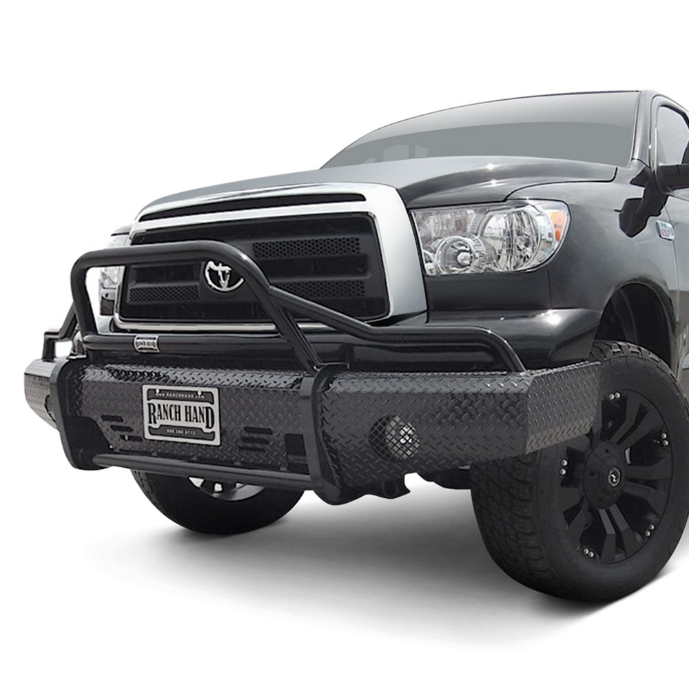Ranch hand summit bullnose series full width front hd bumper
