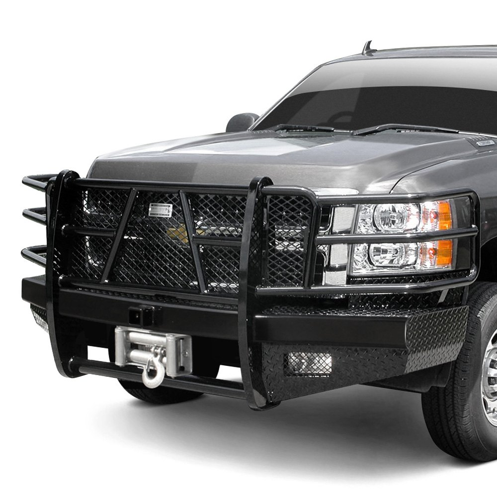 Ranch hand sport series full width front hd winch bumper