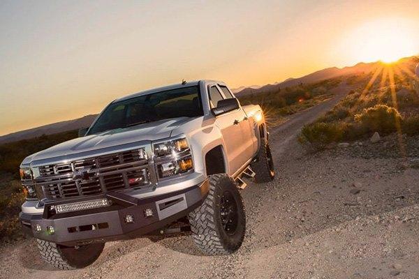 6 Inch Lift Kit For Chevy Silverado 1500 >> Details About For Chevy Silverado 1500 14 17 Rancho 6 X 4 5 Front Rear Suspension Lift Kit