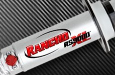 Rancho® - Suspension System on Jeep Wrangler