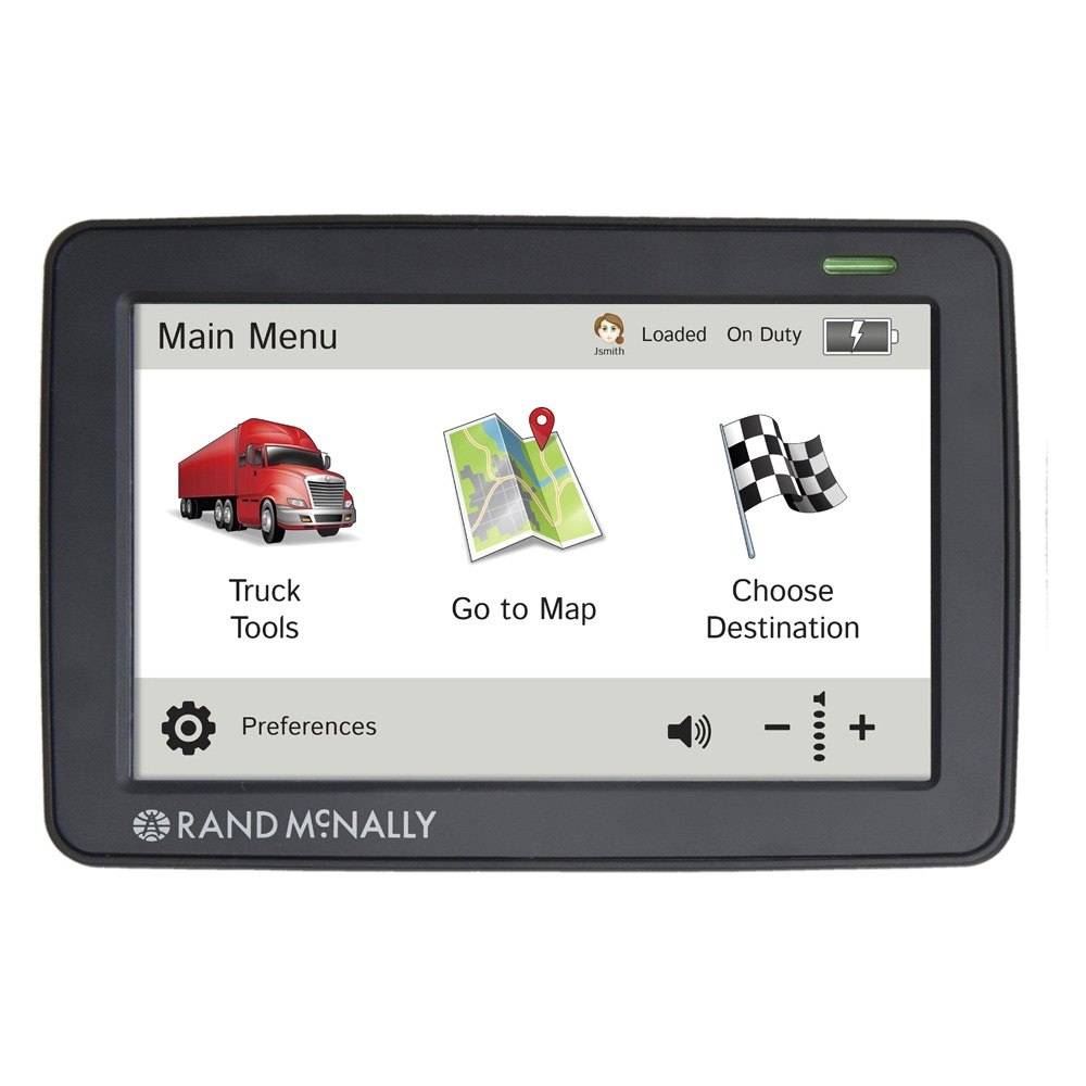 rand mcnally intelliroute tnd 30 lm 5 quot vehicle gps navigator with lifetime maps 70609011707 ebay