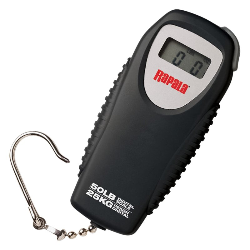 Rapala rffgsc floating fish gripper scale combo set for Fish gripper scale