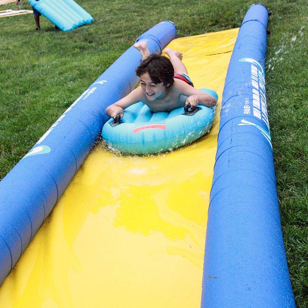 Inflatable Water Slide Rental Kansas City: Turbo Chute Water Slide Backyard