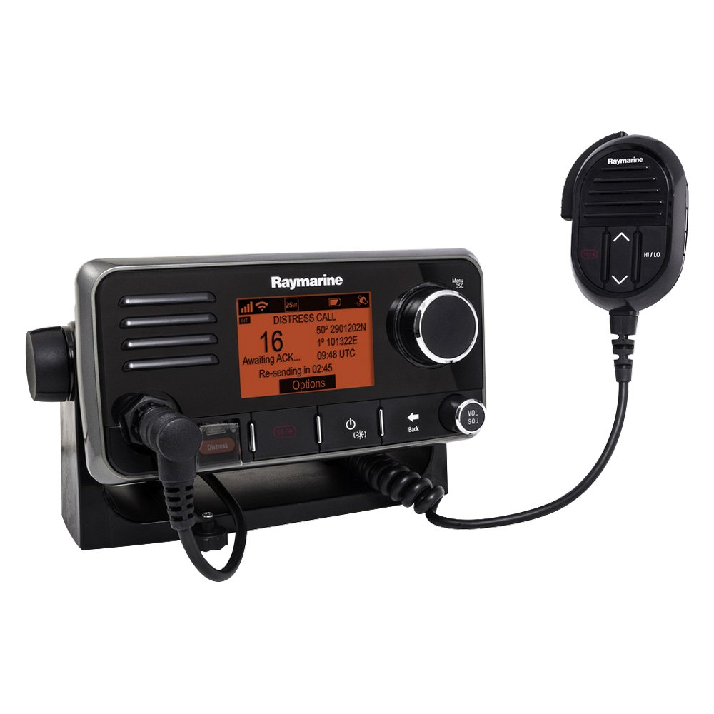 raymarine ray70 fixed mount multifunction vhf radio with ais gps. Black Bedroom Furniture Sets. Home Design Ideas