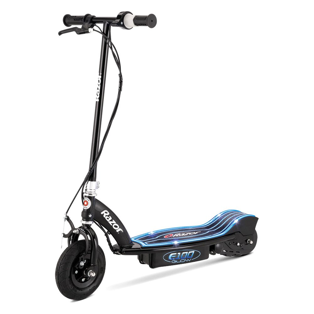 razor 13111231 e100 electric glow scooter. Black Bedroom Furniture Sets. Home Design Ideas
