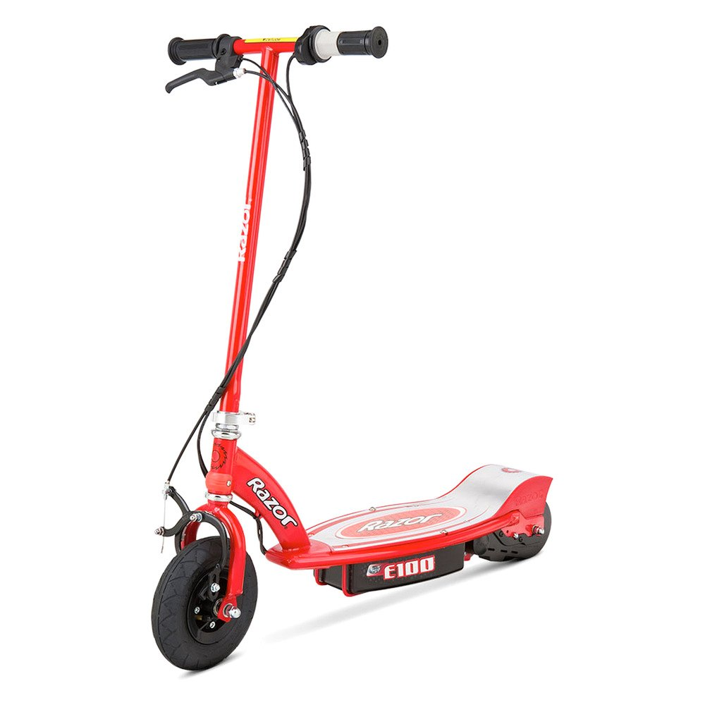 Details about Razor 13111260 - E100 Electric Scooter (Red)