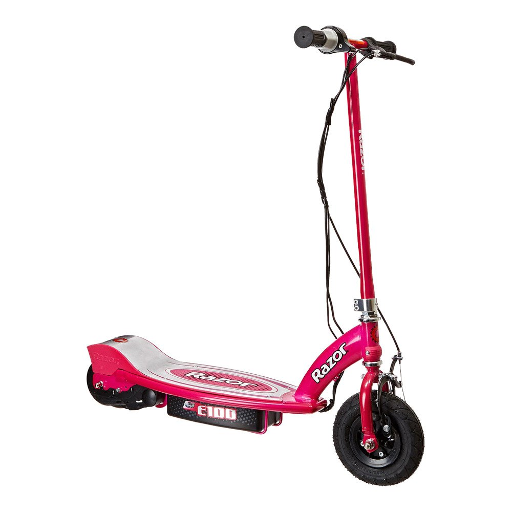 Razor 13111261 E100 Pink Electric Scooter