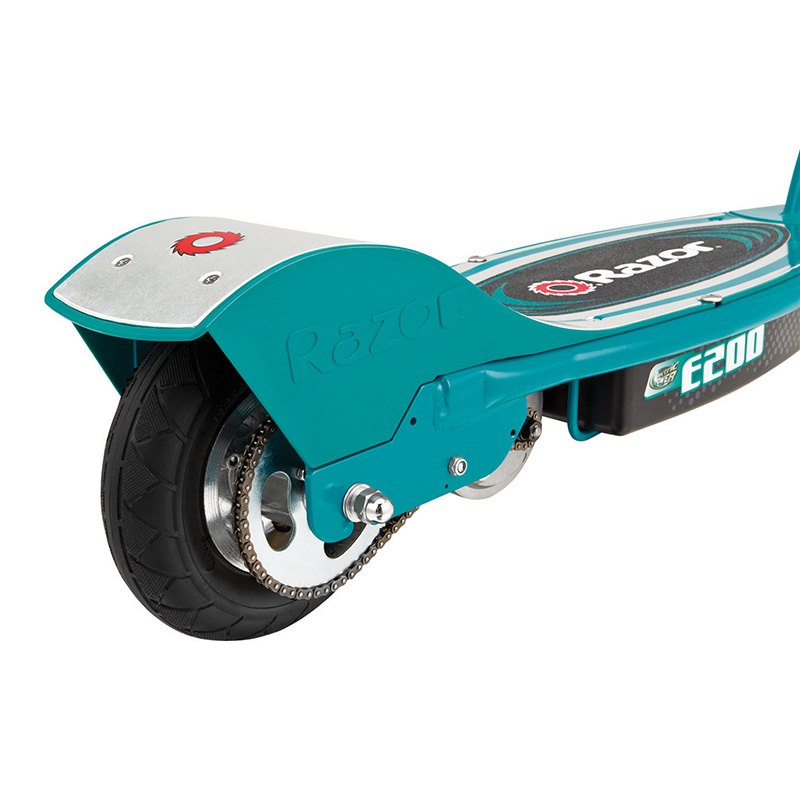 Razor® 13112445 - E200 Teal Electric Scooter