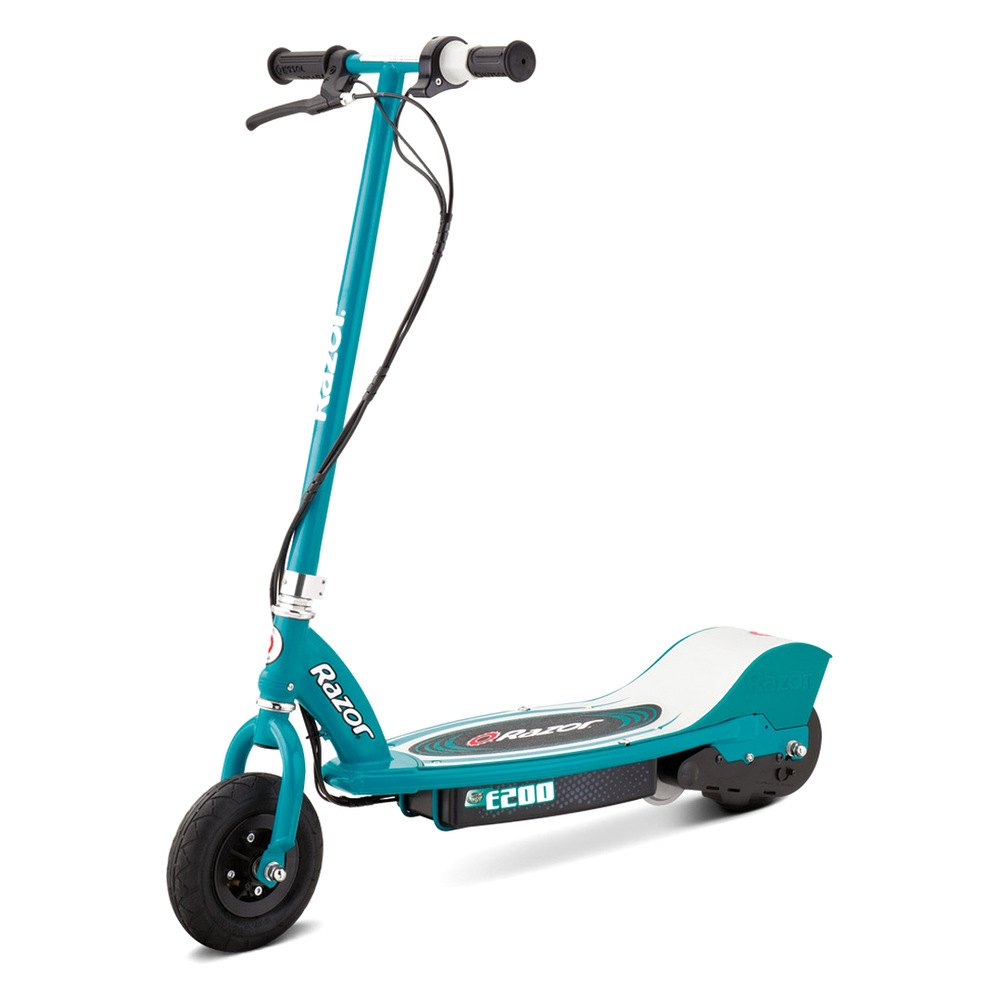 Razor 13112445 - E200 Electric Scooter, Teal